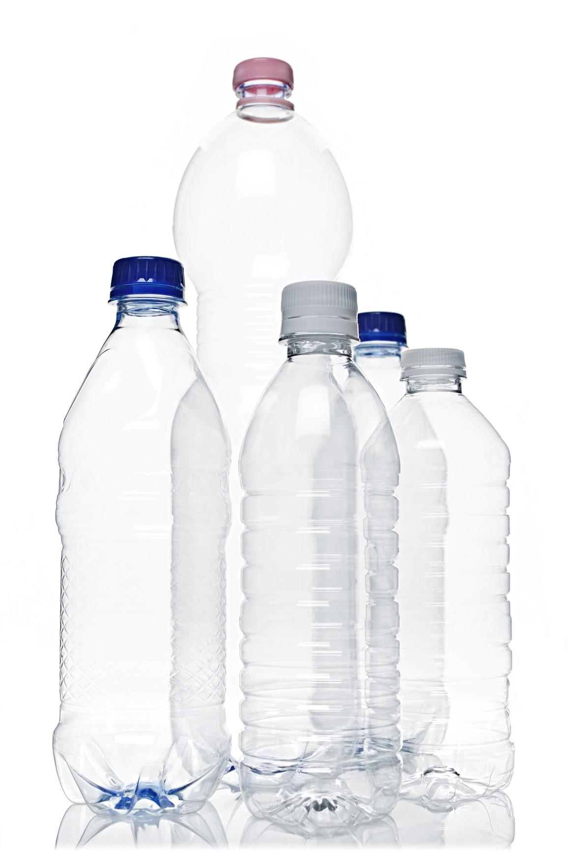 Photodune Empty Plastic Bottles